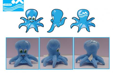 Okti Octopus Plush Toy