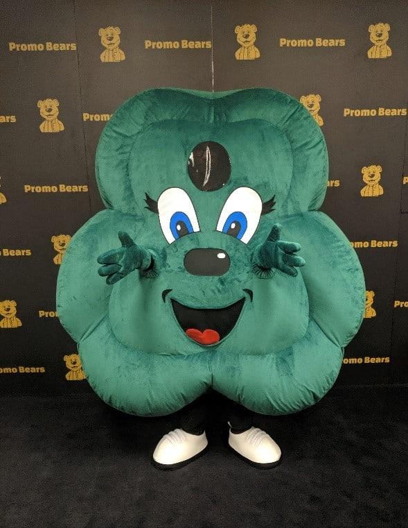 Shammie Inflatable Mascot