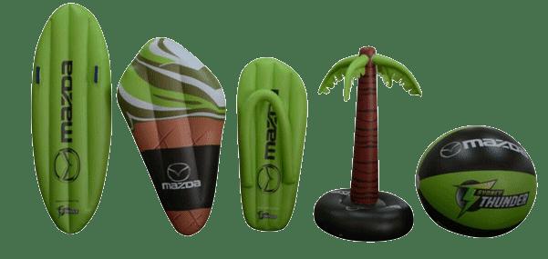 Pool Floaties - Mini Inflatables