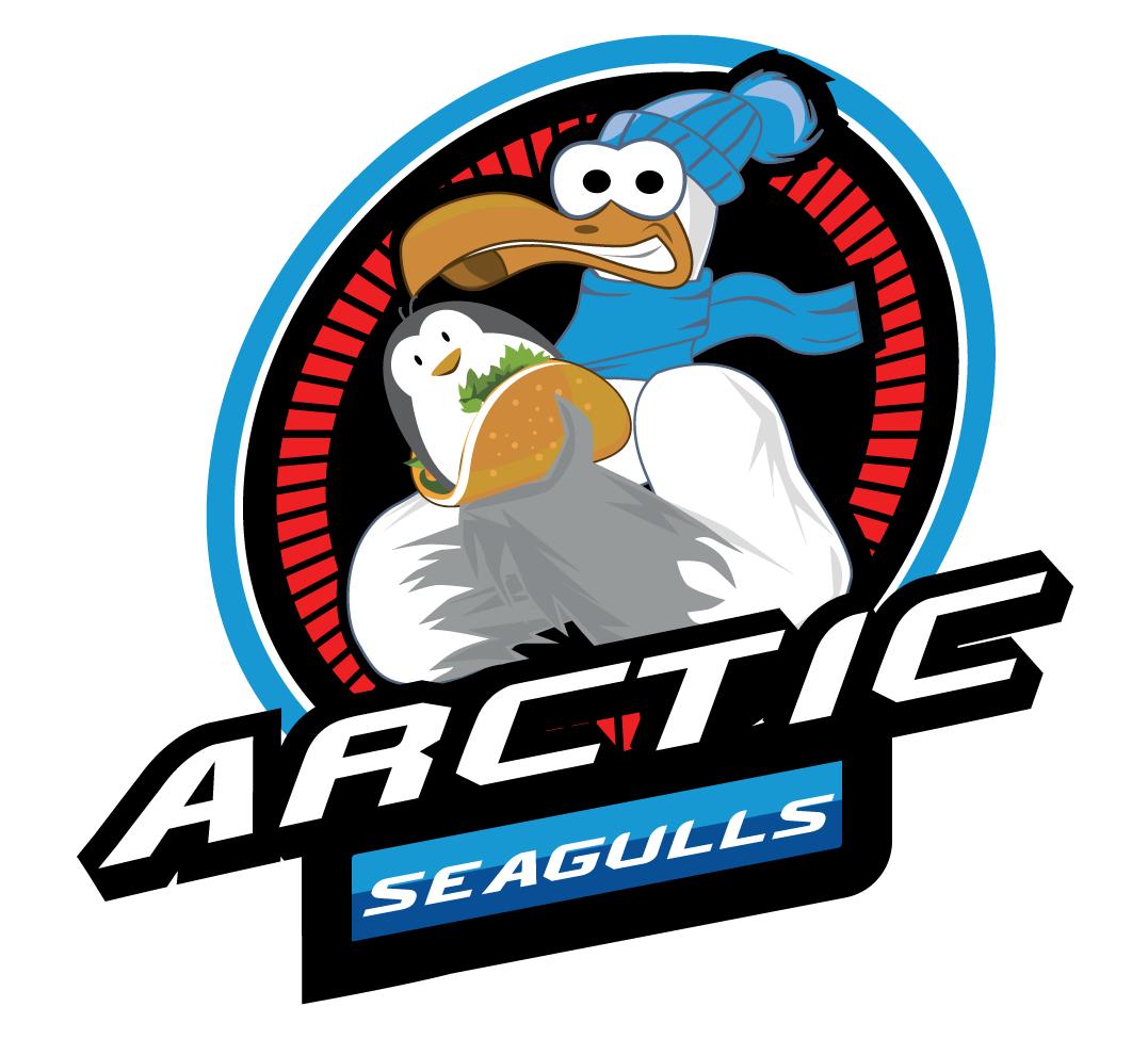 Arctic Seagull Logo