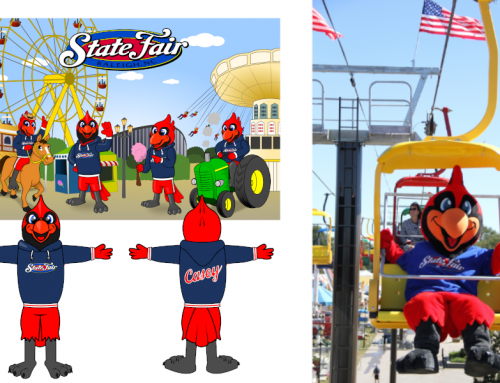 Mascots in Recreation and Amusement Parks